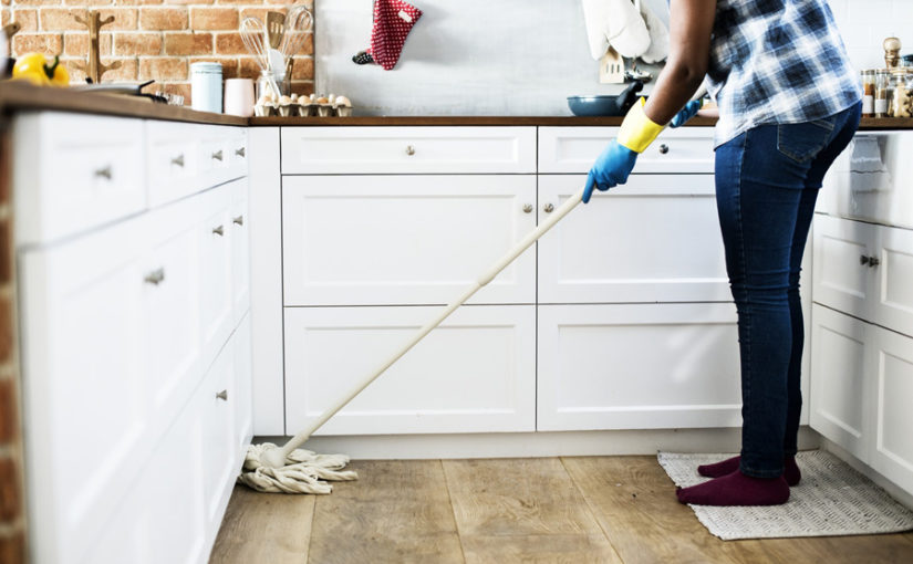End of Tenancy Cleaning Services by CleaningSure